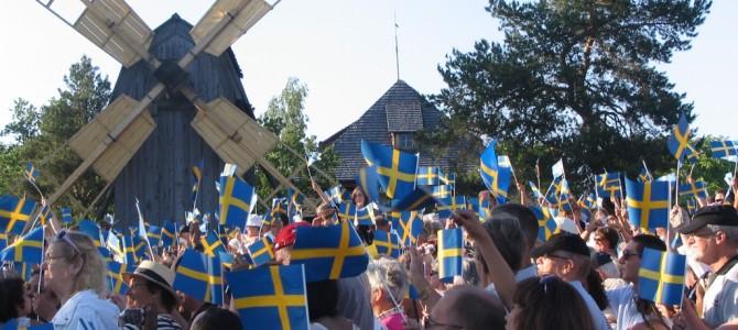 6 juin: la fête de tous les Suédois !