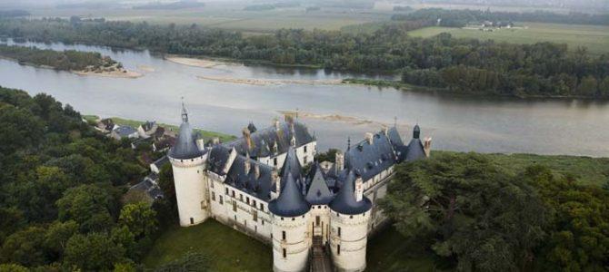 Domaine de Chaumont-sur-Loire: Côté Cour, Côté Jardin !