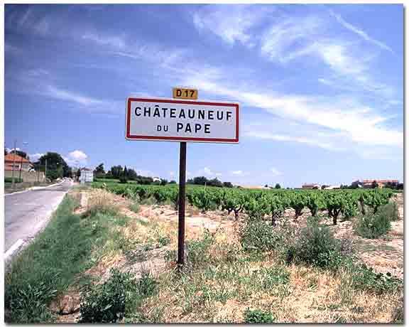 Chateau-Neuf-du-Pape