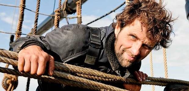 Jens Lengert, le gréeur suédois de l'Hermione : «C'est le plus beau bateau du monde !» (1/3)