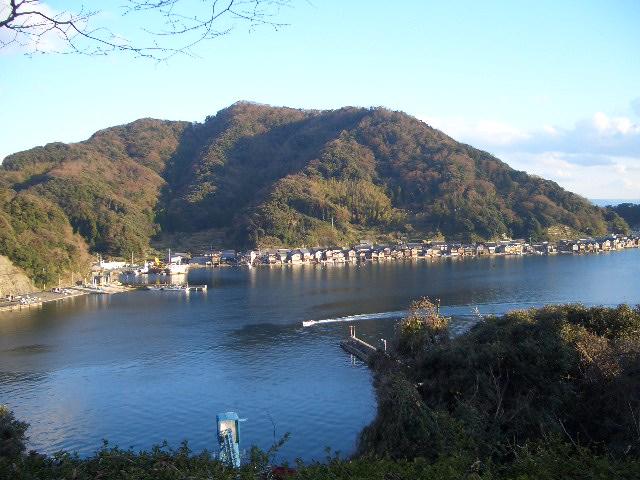 Japon4_Ine, Funaya