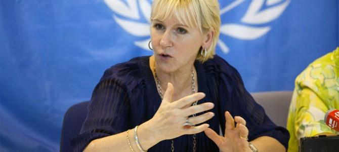 Suède, Margot Wahlström: une diplomate pas vraiment diplomate!