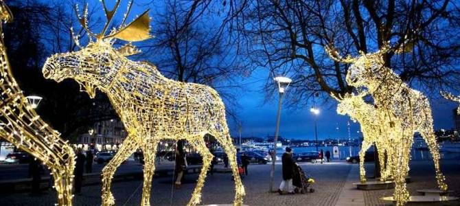 Suède: les jolis mois de décembre… ou pas!
