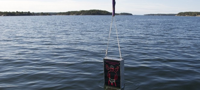 Après la liste noire de Poutine, le message rose des Suédois aux Russes !