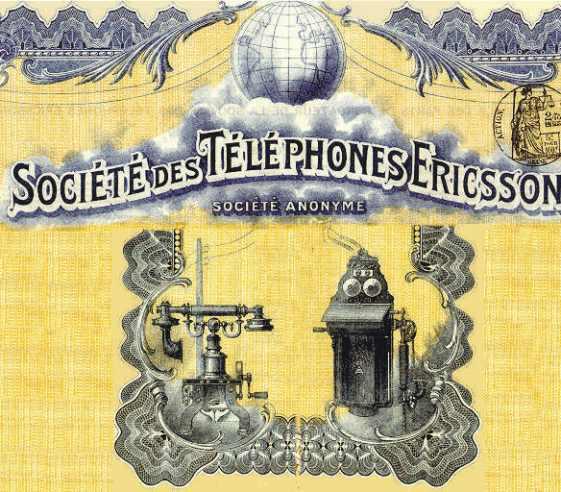 L'ancêtre de Sony Ericsson