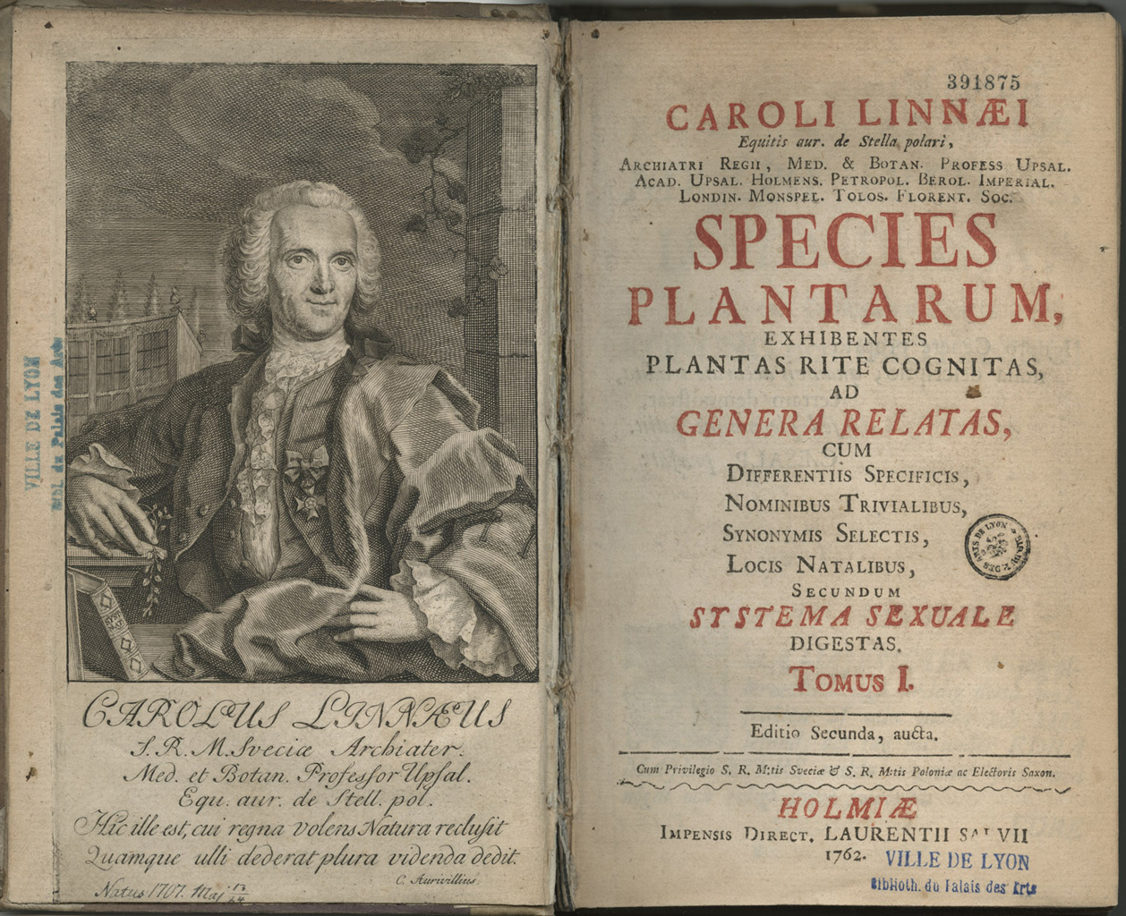 le naturaliste Carl von Linné et sa classification est le personnage historique le plus influent sur Wikipedia