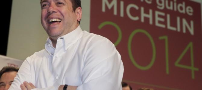 Arnaud Lallement, chef de l'Assiette Champenoise, 3 étoiles Michelin 2014, présidera le jury «France» du Bocuse d'Or Europe qui se tiendra les 7 et 8 mai à Stockholm