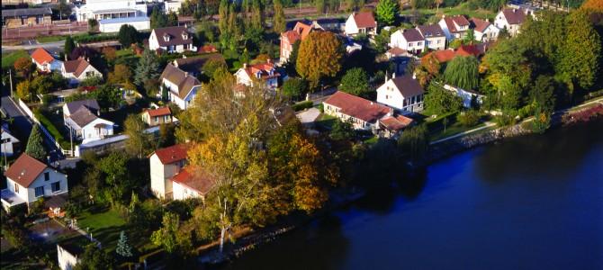 A Auvers-sur-Oise sur les pas de Vincent van Gogh… (1/2)