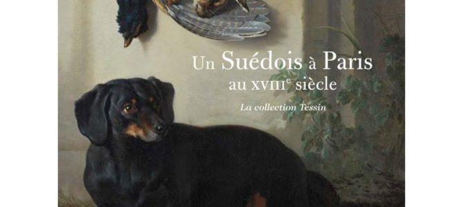 A Paris, le Suédois Tessin s'expose au Louvre jusqu'au 16 janvier !