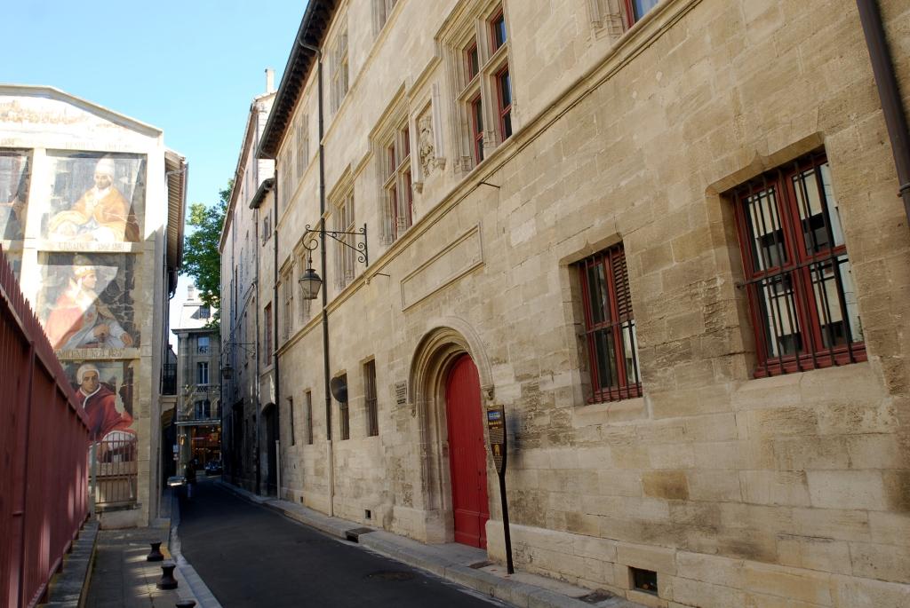 hôtel de sade - façade - 6127