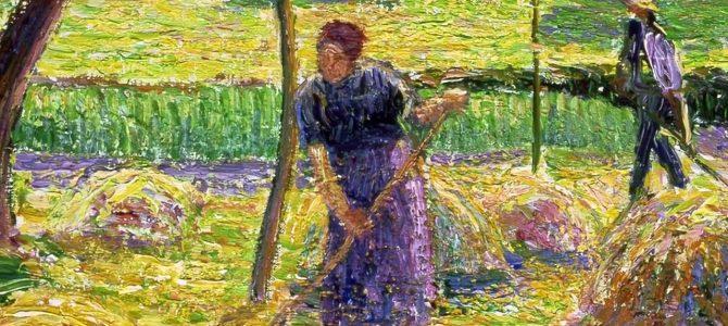 Le Danois Camille Pissarro et le Français Jamin Puech: Impressionnant accord !