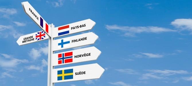 Suède: … Pour ceux qui sont loin de chez eux…»!