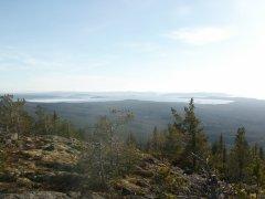 Le Parc national de Oulanka