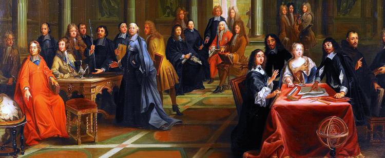 Dispute entre la reine Christine et René Descartes