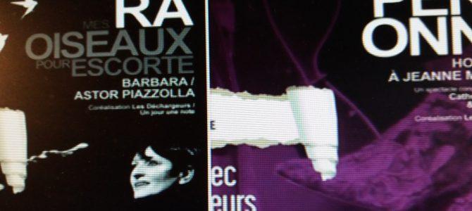 Dans notre série à Paris#1:Deux grandes Dames !
