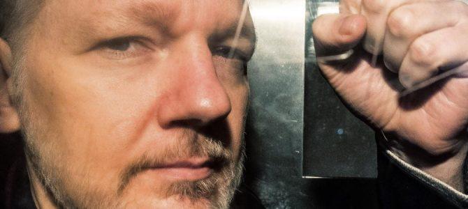 #Lecture: Dans la tête de Julian Assange !