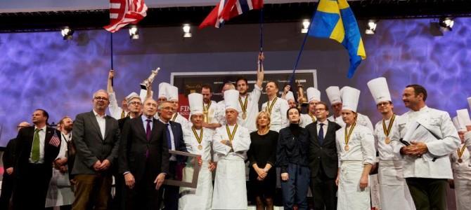 Nouvelle razzia nordique sur le Bocuse d'Or 2015!