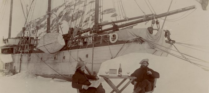Le Commandant Charcot, mort en Islande, de retour au Havre!