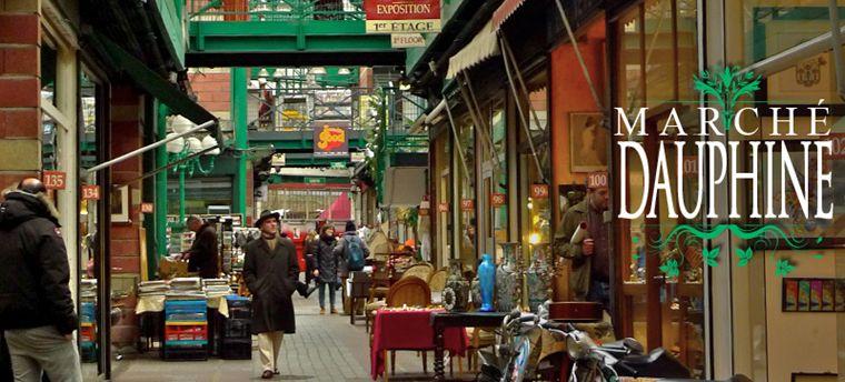 Un petit saut aux puces du march dauphine paris saint - 30 avenue de la porte de clignancourt ...