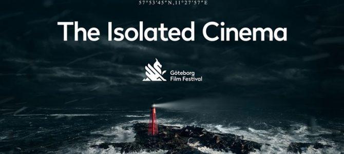 Une cinéphile confinée, isolée sur une île dans un phare-hôtel, pour assister au Festival du film de Göteborg !