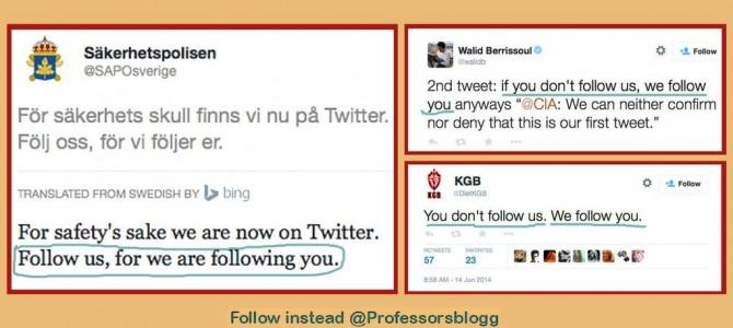 Pas de trêve des confiseurs au royaume de Suède!