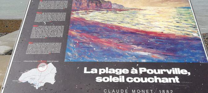 Le peintre impressionniste Claude Monet à Dieppe, Pourville et Varengeville… sur la trace des Vikings !