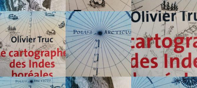 #Livres: Le Cartographe des Indes Boréales : L'Histoire d'Izko !