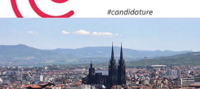 Clermont-Ferrand, candidate au titre de capitale culturelle européenne !
