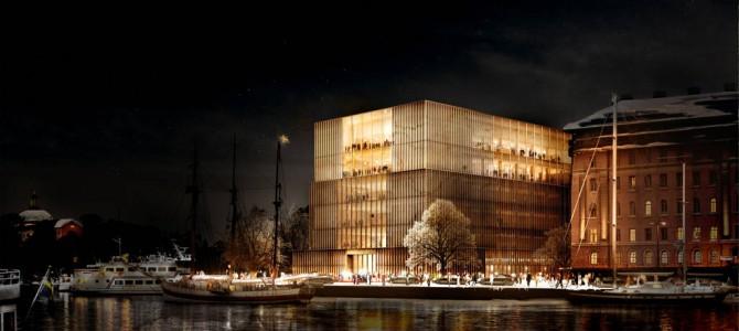 Stockholm: Le futur Centre Nobel devrait être inauguré en 2018