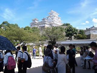 Japon_Himeji_Heron