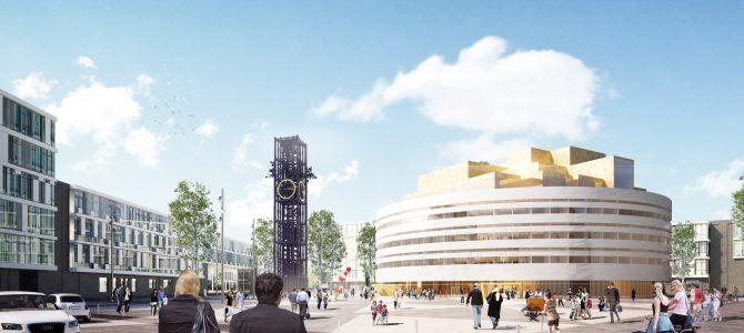 Suède: Kiruna, ville ouverte, ville nouvelle!