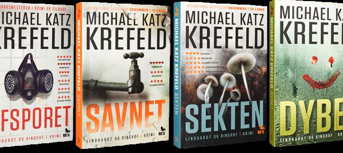 #Lecture: La tétralogie maléfique du Danois Katz Krefeld !
