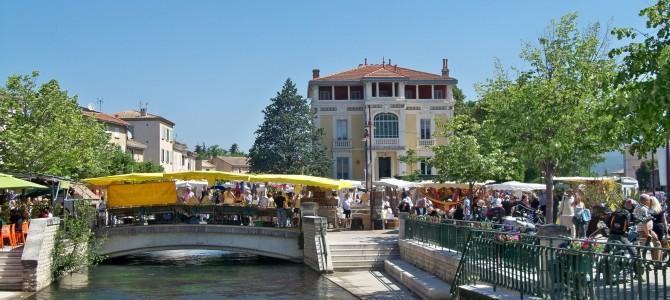 Voyage en Vaucluse (3/3) : Les tentations de la «Venise provençale» et de ses alentours !