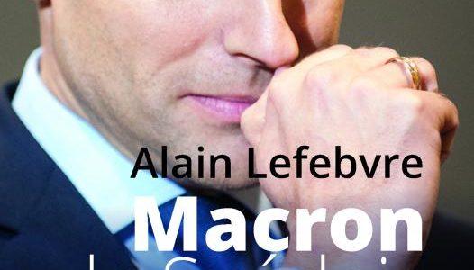 #Livres3:  Macron est peut-être suédois mais pas le modèle français !