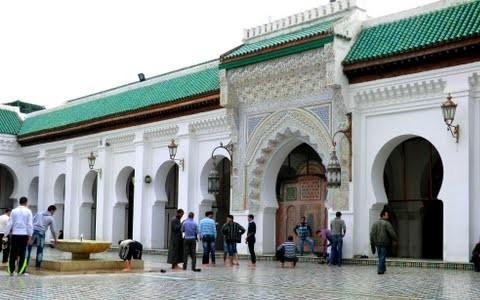 maroc_fes_mosquee_quaraouiyne