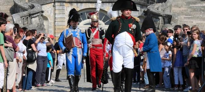 Fontainebleau, le Château : «La vraie demeure des rois et des reines…»