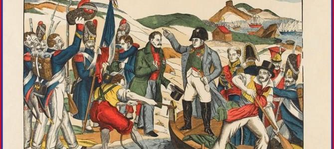 Sur la Route Napoléon (3) : Le Vol de l'Aigle !