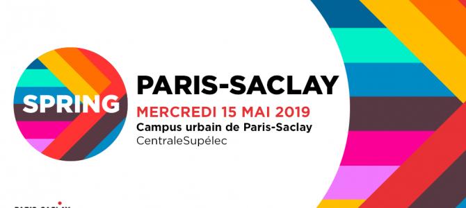GRAND PARIS #4: Paris-Saclay SPRING «court» en tête de l'innovation en Europe!