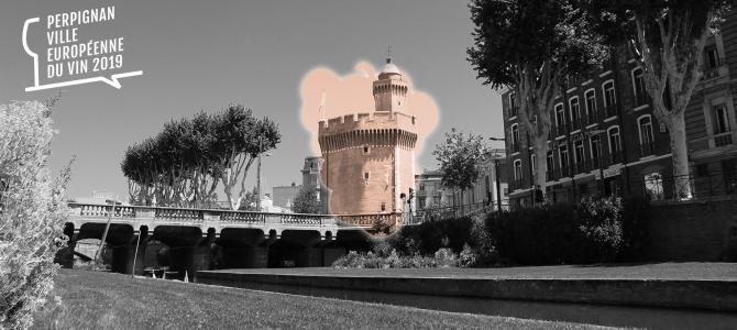 Perpignan, ville européenne des saveurs et des couleurs «rouge, blanc, rosé» 2019 !