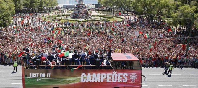Le Portugal, champion d'Europe toutes catégories ?