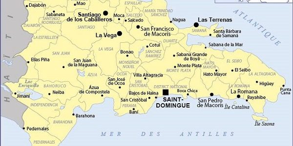 Carnet de Voyages : Bourlingue dingue à Saint-Domingue !