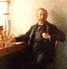 Alfred Nobel,éternel pour être le père de la nitro, immortel pour la remise de ses Prix chaque année