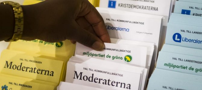 #politique #Suède: des élections à risque dans l'Etat-providence!