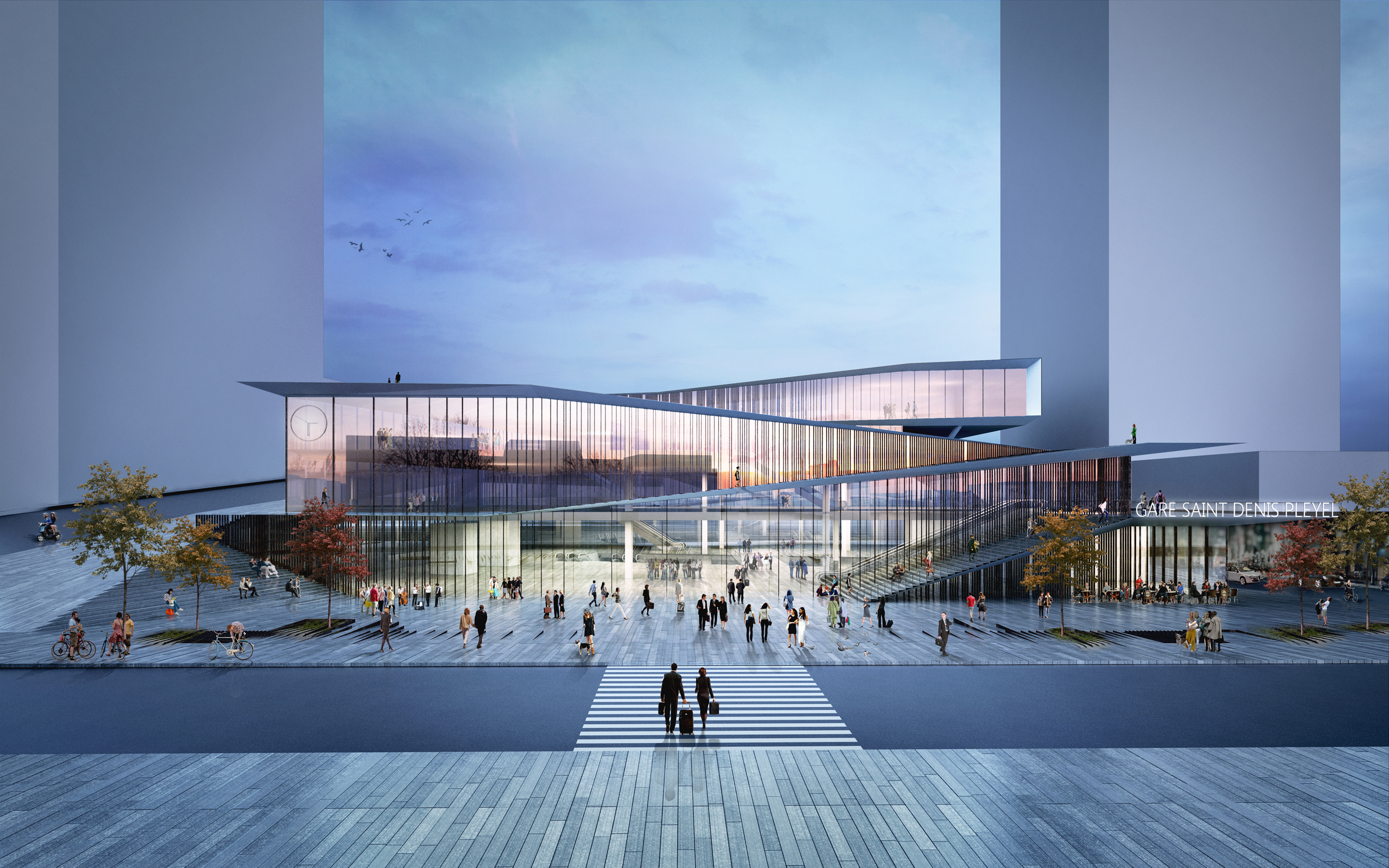 Saint-Denis-Pleyel-©-Société-du-Grand-Paris-Agence-Kengo-Kuma-associates-2