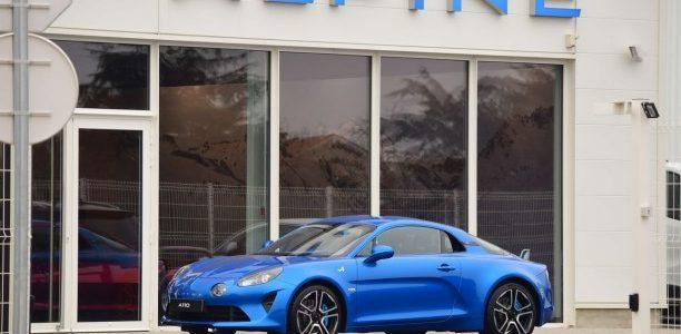 #Patrimoine #SportAuto: A Dieppe (Normandie), la renaissance de l'Alpine d'Ove Andersson !