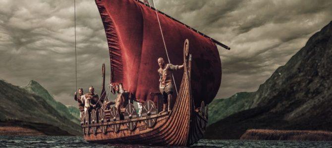Dans notre nouvelle série « A moins de cent mais dans tous les sens » : Les Vikings redébarquent en Normandie !