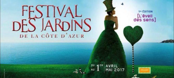 #CôtedAzurFrance: Côté Concours, Côté Jardins ! (1/3)