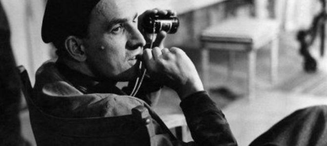 Le cinéaste suédois Ingmar Bergman aurait eu 100 ans le 14 juillet 2018!