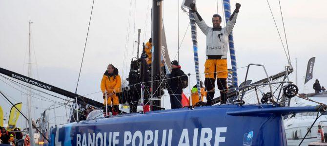 Vendée Globe (2/2) : Le Finistère aux commandes !