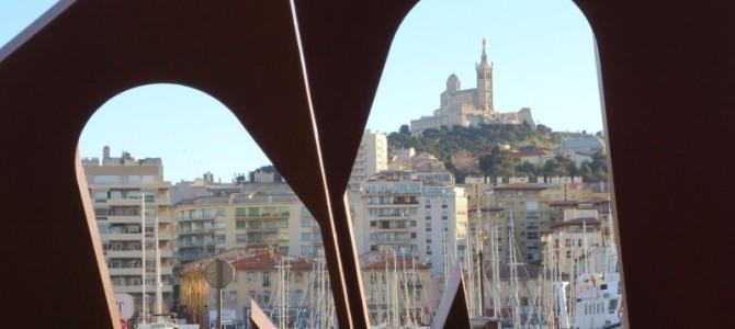 Ici, c'est Marseille-Provence 2014 !